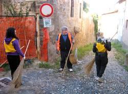 albizzate giornata pulizia ottobre 2011
