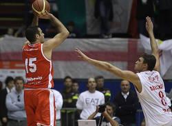 basket ea7 milano cimberio varese ottobre 2011 ganeto
