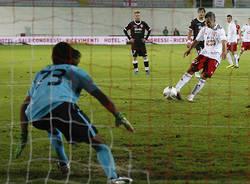 calcio varese padova ottobre 2011 cellini