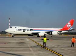 cargolux 747-8 malpensa