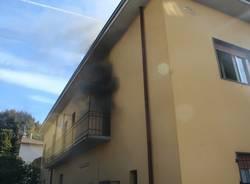 incendio cgil tradate ottobre 2011