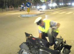 incidente viale europa 11 ottobre 2011