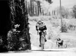 l'eroica gara ciclistica franco aresi