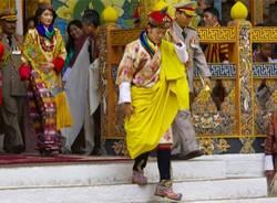 matrimonio reale buthan