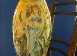 mostra artigianato artistico 2011 ville ponti tricolore ceramica