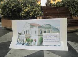 protesta teatro sociale busto arsizio via milano