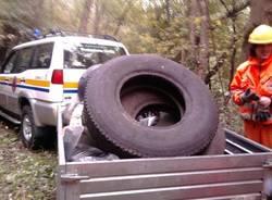 protezione civile malnate lavori fontanelle
