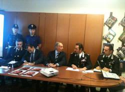 rapina arresti filadelfio vasi polizia di stato