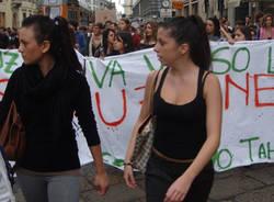 sciopero milano manifestazione scuola foto michele guidotti