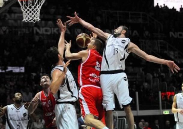 Basket, la top ten della quarta giornata