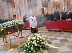 funerali marco sartori busto arsizio