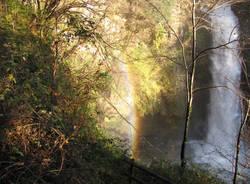 La cascata di Ferrera