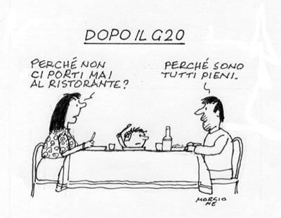La vignetta di Morgione - 05/11/2011