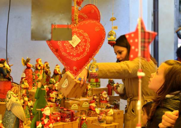 Arriva il mercatino della rasa a varese comincia il natale - Mercatini varese ...