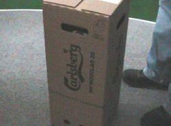 poretti carlsberg modular birreria 2011