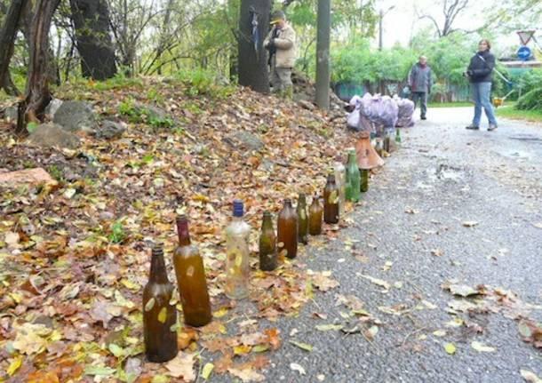 via padova giornata ecologica rifiuti gallarate