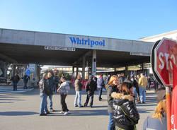 whirlpool protesta sciopero 17 novembre 2011
