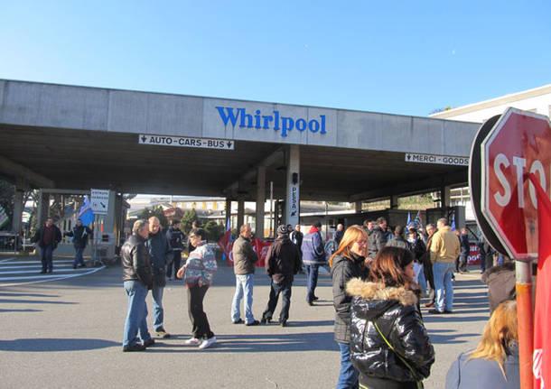 Whirlpool, licenziamenti ereditati da Indesit