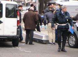 Incidente in via dei Mille (inserita in galleria)