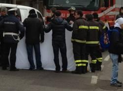 Incidente mortale a Varese (inserita in galleria)