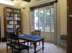 La nuova sala studi di Villa Mirabello (inserita in galleria)