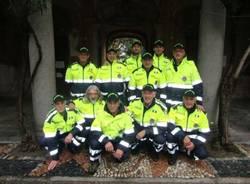 La protezione civile di Azzate (inserita in galleria)