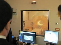 Risonanza magnetica a Tradate (inserita in galleria)