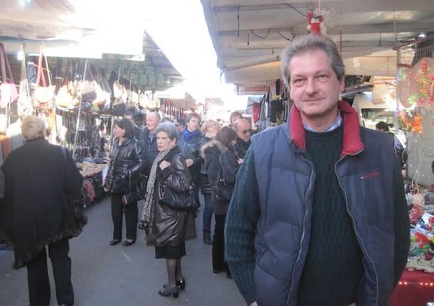 Rodolfo calzavara mercato varese