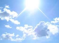 sole solleone calura caldo