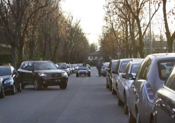 via delle rose gallarate polizia locale multe parcheggio
