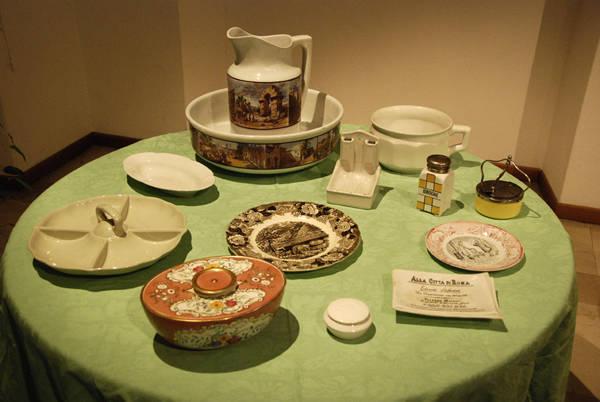 Ceramica in famiglia (inserita in galleria)