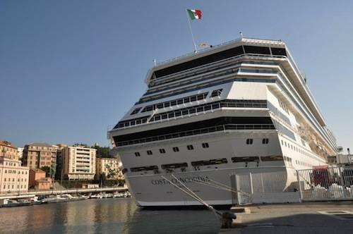 Costa Concordia nave (inserita in galleria)
