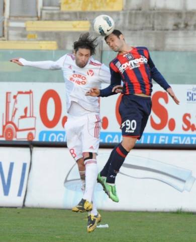 Crotone - Varese 1-2 (inserita in galleria)