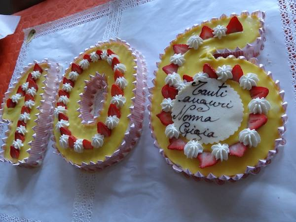 i 106 anni di Nonna Luigia (inserita in galleria)