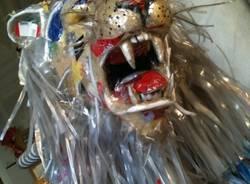 """Il leone """"riciclato"""" (inserita in galleria)"""