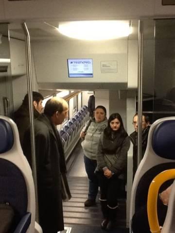 L'odissea dei pendolari (inserita in galleria)