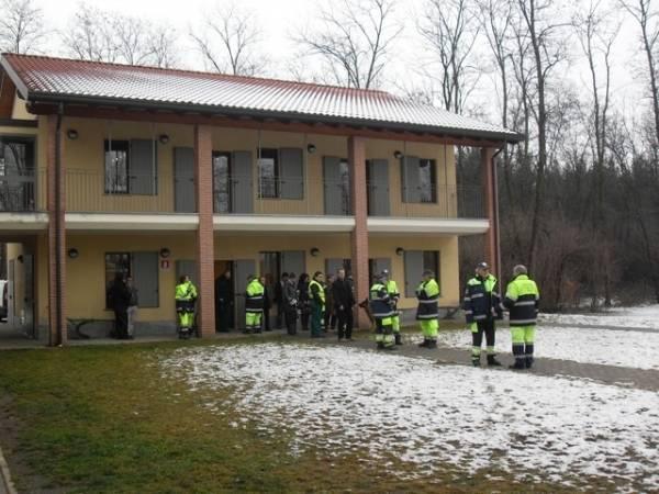 La nuova sede del parco Altomilanese (inserita in galleria)