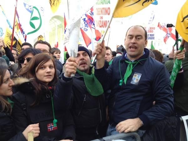 lega manifestazione milano 2012