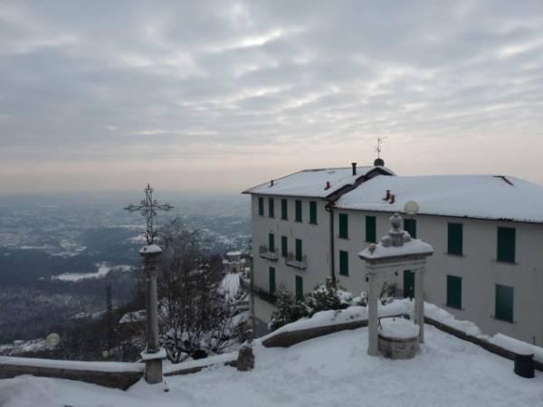 Neve a Varese (inserita in galleria)