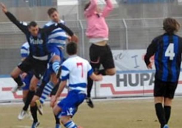 pro patria renate apertura calcio 2012