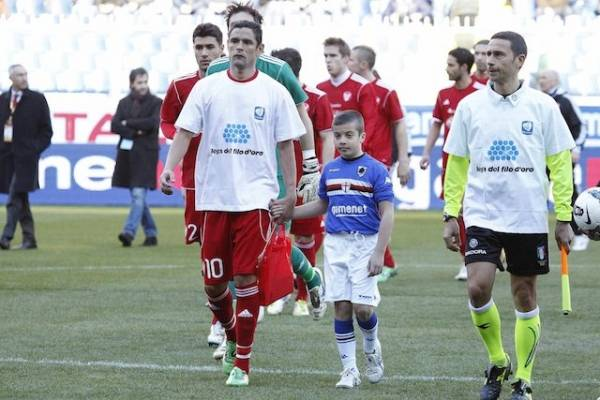 Sampdoria - Varese 0-1 (inserita in galleria)