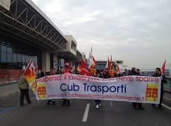 sciopero malpensa 2012 sindacati di base