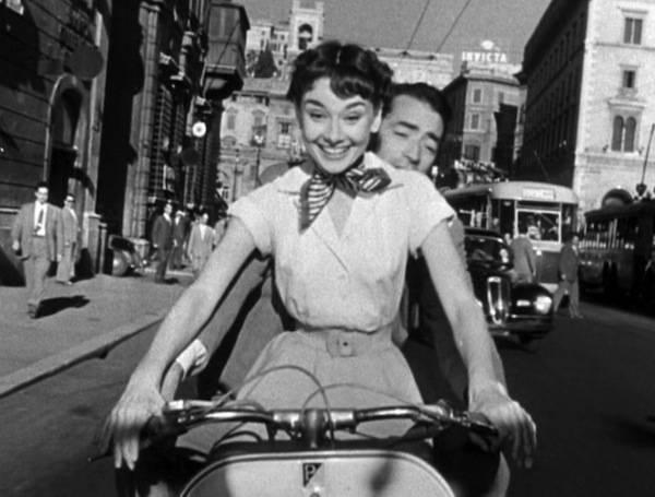 Tributo a Audrey Hepburn (inserita in galleria)