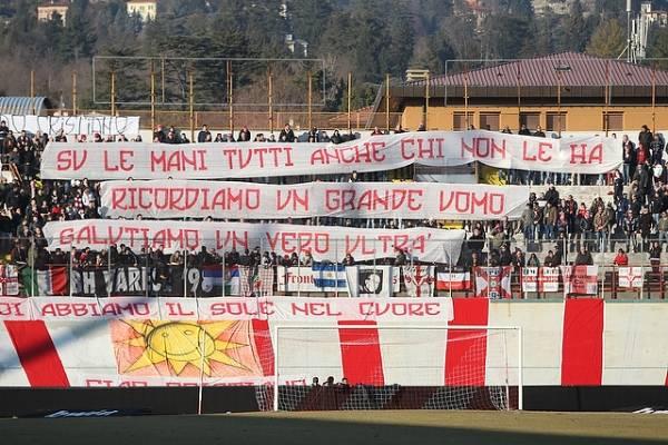 Varese - Bari 0-2 (inserita in galleria)