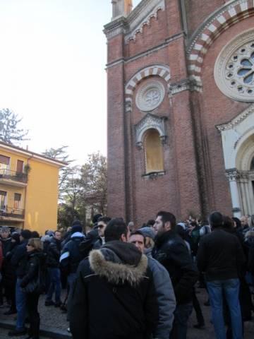 Varese saluta Cristiano Sole (inserita in galleria)