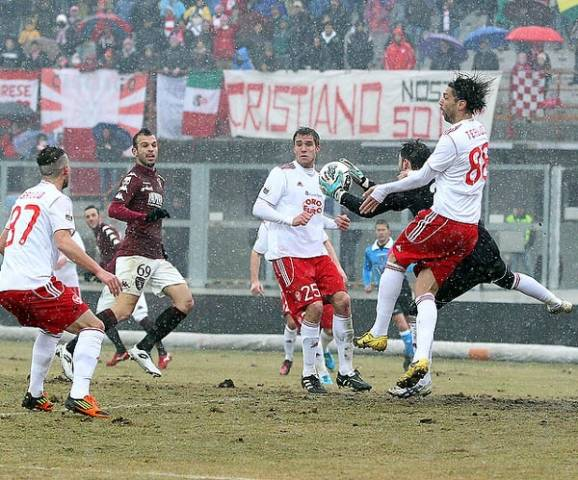 Varese - Torino 0-0 (inserita in galleria)