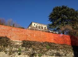 Villa Della Torre, polemiche sui lavori (inserita in galleria)