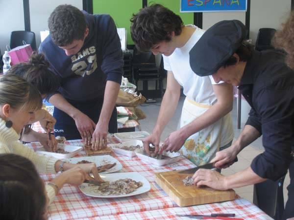 Al Gadda Rosselli si cucina (inserita in galleria)
