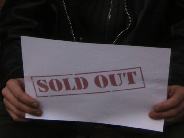 Carcere sold out (inserita in galleria)