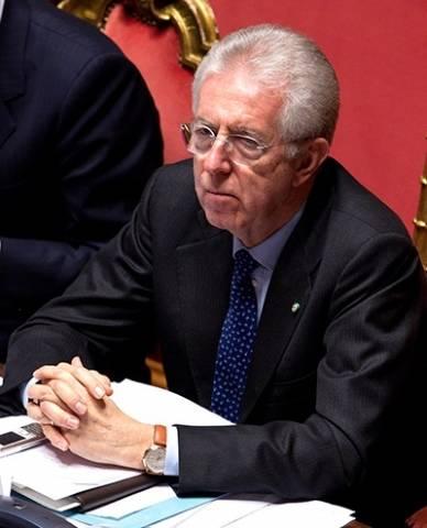 Cento giorni del governo Monti (inserita in galleria)